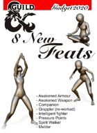 8 New Feats