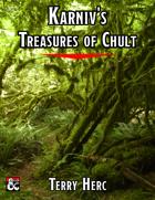 Karniv's Treasures of Chult - 50 New Magical Items