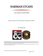 Nariman Lycans