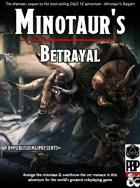 Minotaur's Betrayal - The Minotaur Trilogy: Part 2