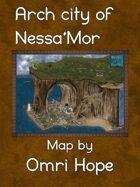 City of Nessa'Mor map