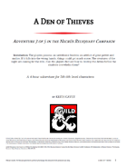 A Den of Thieves