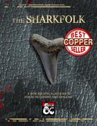 Sharkfolk Player Race