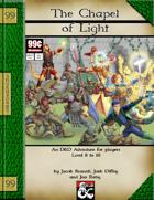 99 Cent Adventures - The Chapel of Light - Addon Adventure