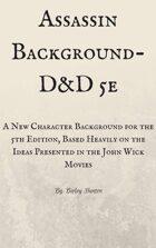 Assassin's Background (John Wick Based)