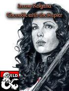 Ireena Kolyana, The noble with the Rapier