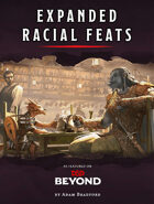 Expanded Racial Feats
