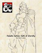 Paladin Oath: Oath of Eternity