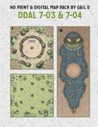 Map Pack: DDAL 7-04 & 7-05