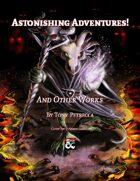 Astonishing Adventures!
