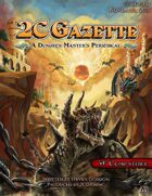 The 2CGazette - Issue 002 - The Brass Titan's Lair