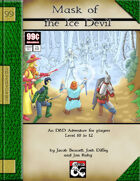 99 Cent Adventures - Mask of the Ice Devil - Addon Adventure