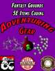 Fantasy Grounds 5E Items Effects Coding - Adventuring Gear