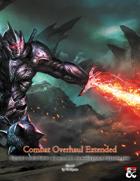 Combat Overhaul Extended