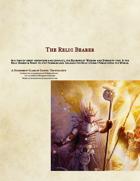 [5e] The Relic Bearer Class