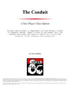 The Conduit - New Class for 5e D&D