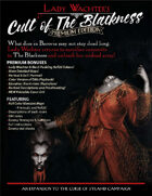 Curse of Strahd: Lady Wachter's Cult of The Blackness PREMIUM EDITION