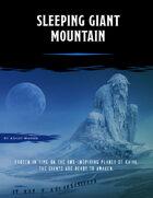Sleeping Giant Mountain