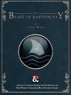 The Beast of Bastion Bay