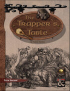 The Trappers Table Fantasy Grounds Edition