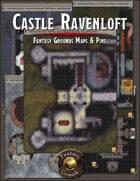 Castle Ravenloft Player Maps (Fantasy Grounds & Source Maps)
