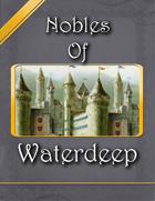 Nobles of Waterdeep Spreadsheet