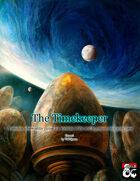 The Timekeeper: A Warlock Otherworldly Patron
