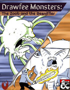 Drawfee Monsters: The Zoob and The Besniffler
