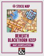 Stock Map: Beneath Blackthorn Keep Map Compilation