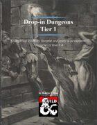 Drop-in Dungeons Tier 1