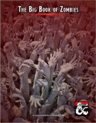 The Big Book of Zombies