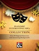 Inanimis' Interesting NPCs Collection (Over 50 NPCs)