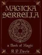 Magicka Serrella - A Book of Magic
