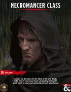 Necromancer Class (Fantasy Grounds)