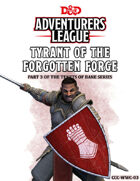 CCC-WWC-03 Tyrant of the Forgotten Forge