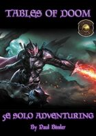D&D Solo Adventure: Tables of Doom - 5e Solo Adventuring (Fantasy Grounds)