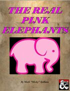 The Real Pink Elephants