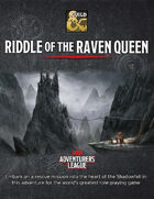 Riddle of the Raven Queen