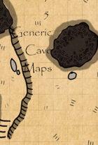 5 Generic Cave Maps