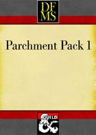 DFMS Parchment Pack 1