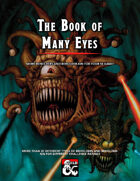 The Book of Many Eyes - Beholders for 5e
