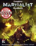 The Complete Martialist Handbook (Fantasy Grounds)