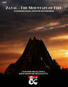 TWR4 Zatal - The Mountain of Fire