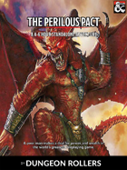 The Perilous Pact - A 4-6hr one-shot adventure in Waterdeep