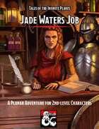 Jade Waters Job