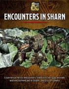 Encounters in Sharn