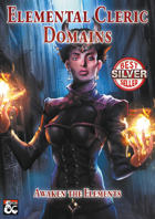 Elemental Cleric Domains - A 5th Edition Cleric Domain Collection