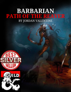 Barbarian Path of the Reaver