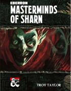 Masterminds of Sharn
