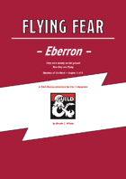 Flying fear - Eberron adventure - 13th moon shared campaign